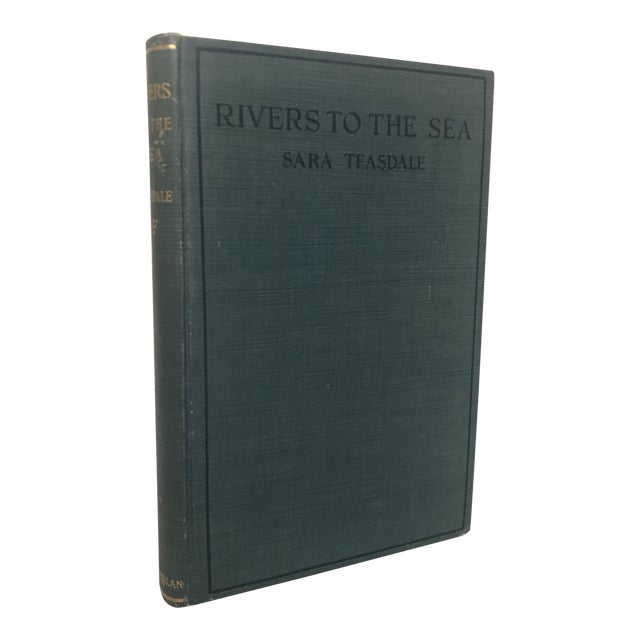 """1926 """"Rivers to the Sea"""" First Edition Book For Sale"""