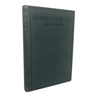 """Rivers to the Sea"" 1926 First Edition Book For Sale"