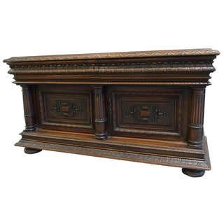 Late 19th-C. Cabinet by Goumain Frères For Sale