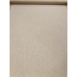"Thibaut ""Amali"" Flax Multipurpose Designer Fabric (4.5 Yards) For Sale"