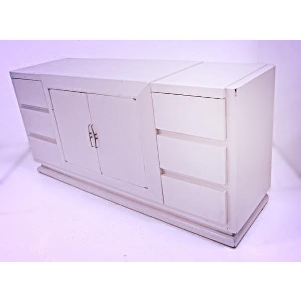 Art Deco Painted Buffet For Sale - Image 4 of 5