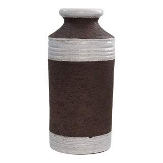 Rosenthal Netter Mid-Century Pottery Vase For Sale