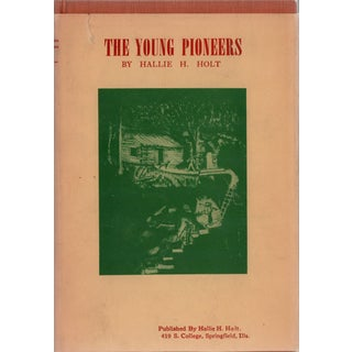 """1955 """"The Young Pioneers"""" Collectible Book For Sale"""