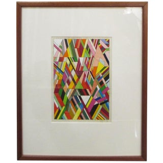 Adam Dahlstrom Untitled 'Triangles' For Sale