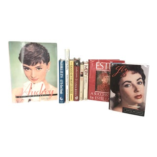 Celebrity Biographies Collection - Set of 9