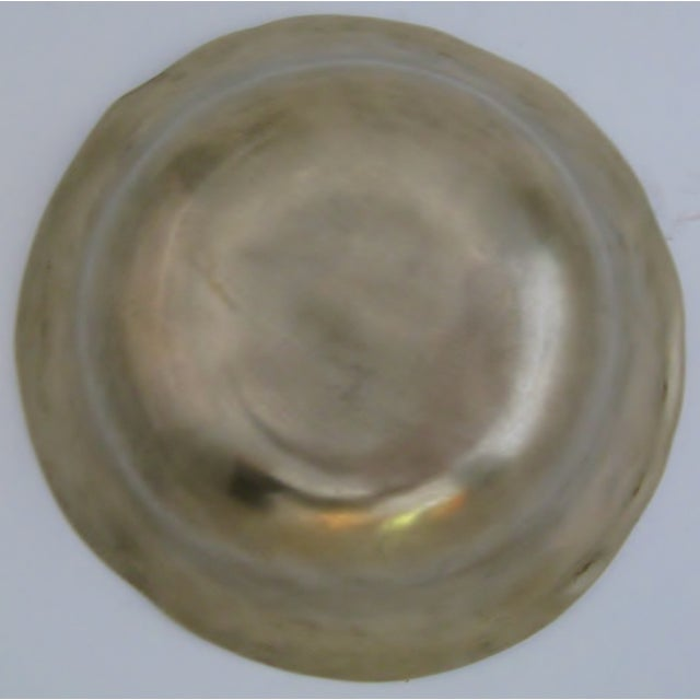 Decorative Bronze Bowl - Image 6 of 6