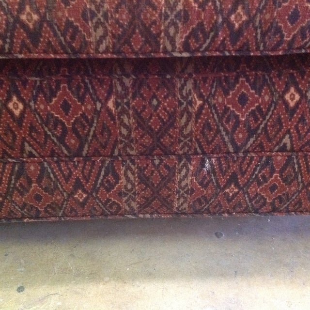 1960's Bohemian Sofa, Reupholstered - Image 8 of 8