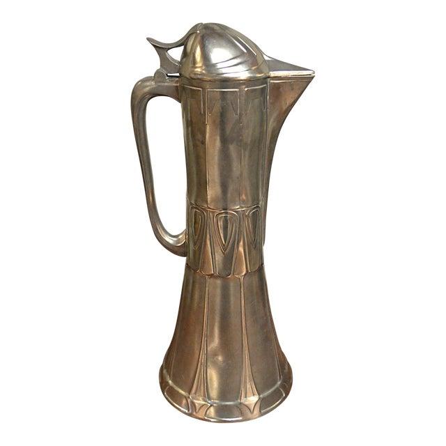 Art Nouveau Secessionist Wine Ewer - Image 1 of 10