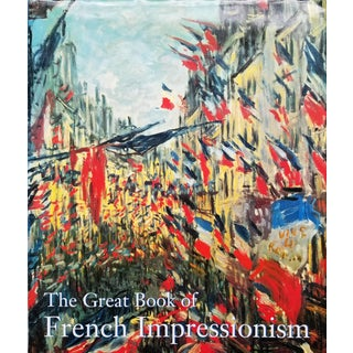The Great Book of French Impressionism by Diane Kelder For Sale