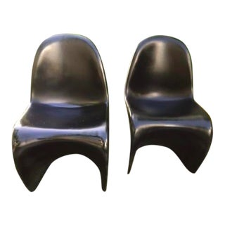 1990s Vintage Space Age Chairs - a Pair For Sale