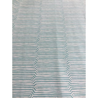 """Harwich/Capri"" Pindler & Pindler Fabric Remnant For Sale"
