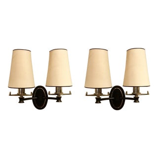 Pair of Modern Sconces For Sale