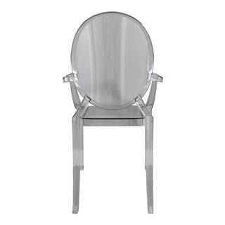 Philip Stark for Kartell Louis Ghost Chair