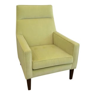 1950's Mid-Century Edward Wormley for Dunbar Lounge Chair For Sale