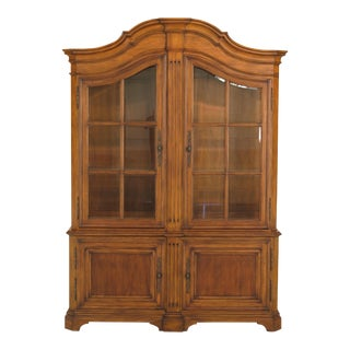 Ethan Allen French Country Dining Cabinet