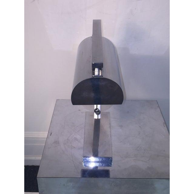 Donald Deskey Superb Rare Modernist Art Deco Desk Lamp For Sale - Image 4 of 10