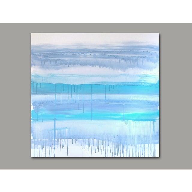 "Linnea Heide ""Windwalker"" Original Abstract Painting - Image 3 of 6"