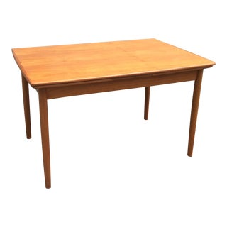 Pleasing Vintage Used Dining Tables In Boston Chairish Download Free Architecture Designs Rallybritishbridgeorg
