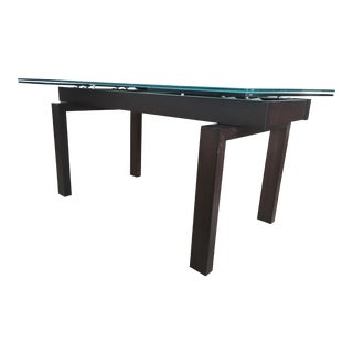 Modern Calligaris Top Extending Dining Table For Sale