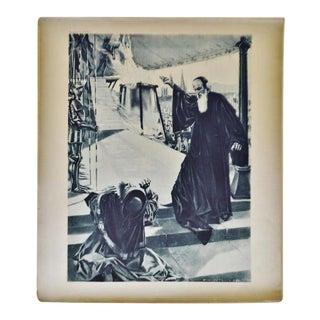 1899 Photogravure of William De Leftwich Dodge's La Juive For Sale