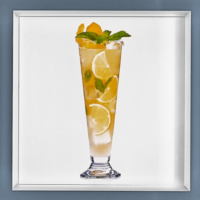 'Sparkling Gin-Gerade' Limited-Edition Cocktail Portrait Photography For Sale - Image 10 of 10