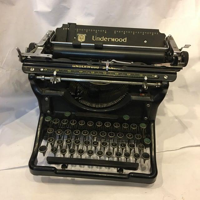 Vintage Underwood Standard Typewriter - Image 2 of 10