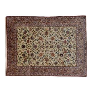 1960s Leon Banilivi Persian Kork Kashan Rug For Sale
