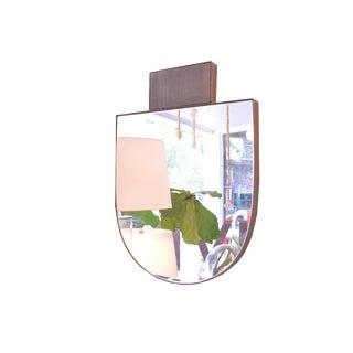 Boho Chic Arteriors Home Black Marble Arrowhead Mirror