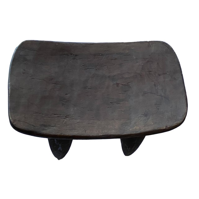 Vintage African Senufo Stool For Sale - Image 4 of 8