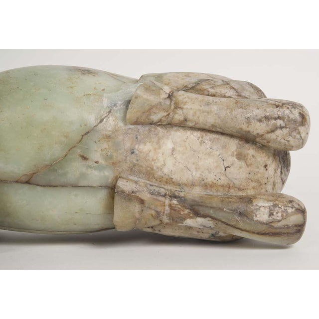 Early 20th Century Chinese Jade Horse For Sale In New York - Image 6 of 8