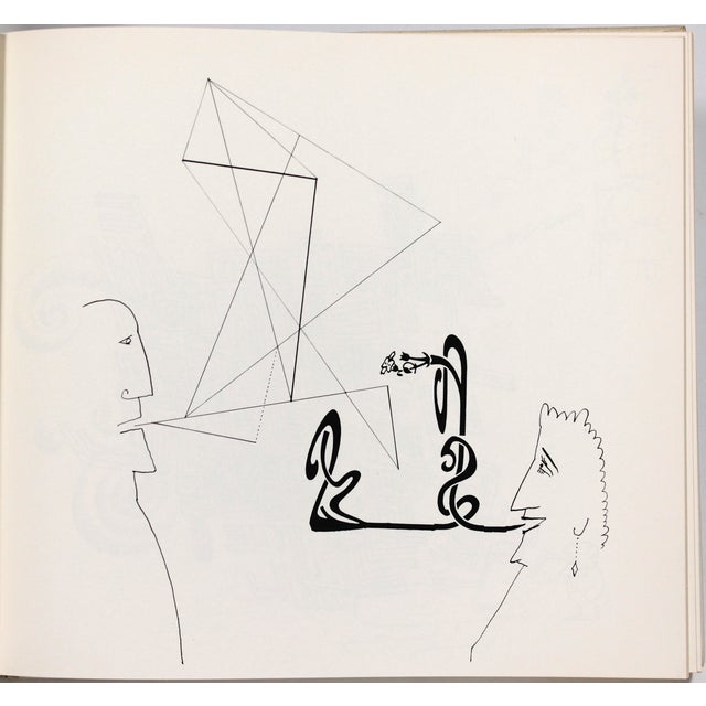 """""""The Labyrinth"""" 1st Ed. Book by Saul Steinberg - Image 8 of 11"""