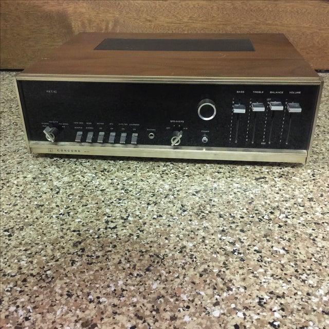 Vintage 1971 Concord Receiver - Image 2 of 6
