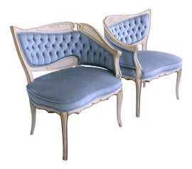 Image of French Provincial Sofas