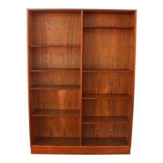Danish Teak Bookcase/ Bookshelf by Poul Hundevad