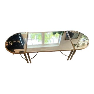 Hollywood Regency Milo Coffee Table For Sale