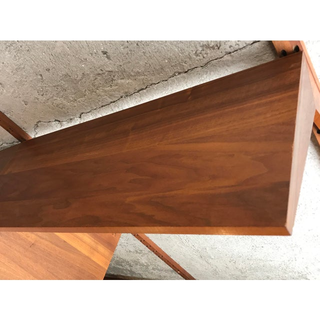 Poul Cadovius Teak Cado Wall Unit Denmark For Sale - Image 11 of 13