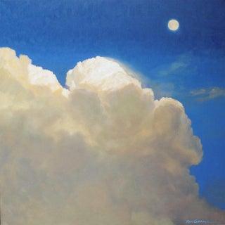 """Aloft"" Original Oil Painting by Rani Garner For Sale"