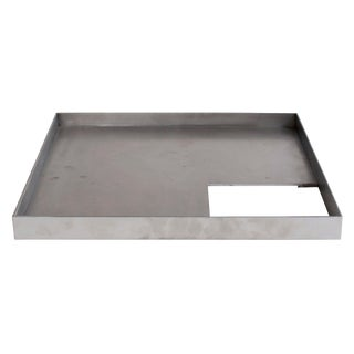 Modern Contemporary 002 Tray in Steel by Orphan Work For Sale