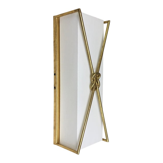 Ariadne Wall Sconce by Currey and Company For Sale