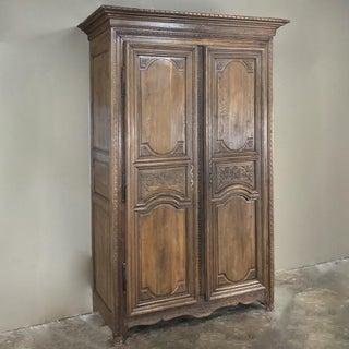 19th Century Country French Provincial Armoire Preview