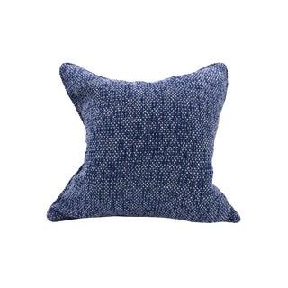 Scalamandre Torrs Pillow, Ultramarine For Sale