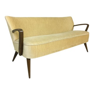 Vintage Amp Used Loveseats And Settees For Sale Chairish