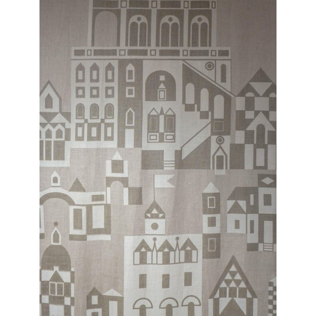 "Abstract Rare Alexander Girard Panel ""Palazzo"" for Jack Larsen For Sale - Image 3 of 9"