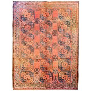 Early 20th Century Afghani Bashir Rug For Sale