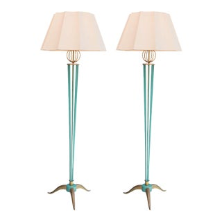 Maison Arlus Floor Lamps For Sale