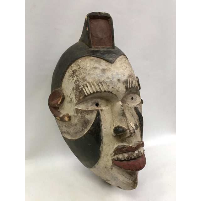 African Art Bacongo Mask - Image 5 of 6