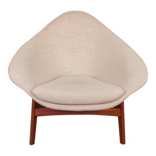Rare Adrian Pearsall Coconut Chair
