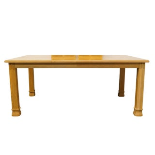 20th Century American Classical Thomasville Furniture American Revival Collection Dining Table For Sale