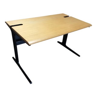 1990s Danish Modern Herman Miller Writing Desk For Sale
