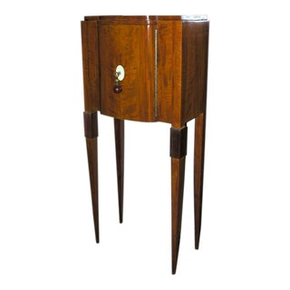 Art Deco Jewelry Cabinet, After Ruhlmann For Sale